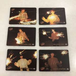 JBJ Photocard Set