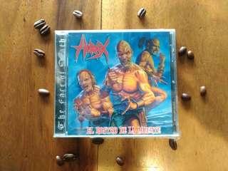 HIRAX - EL ROSTRO DE LA MUERTE (CD)