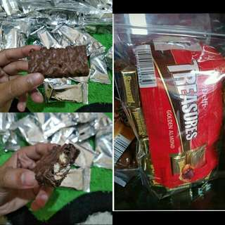 Coklat Thunder And Treasure