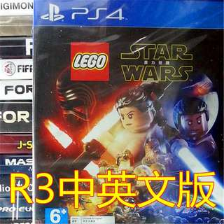 [NEW NOT USED] PS4 LEGO Star Wars: The Force Awakens Sony Warner Home Video Action Games
