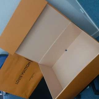 Lv盒 連 紙袋