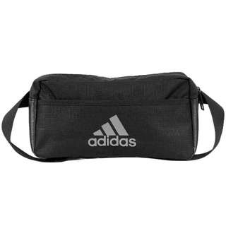 ORIGINAL: ADIDAS 3 STRIPES PERFORMANCE WAIST BAG (scroll down to see the real picture)