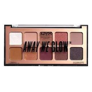 NYX Away We Glow Eyeshadow
