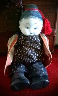 Porcelain Decorative Doll