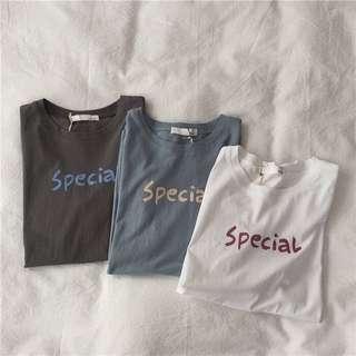 Special Tshirt