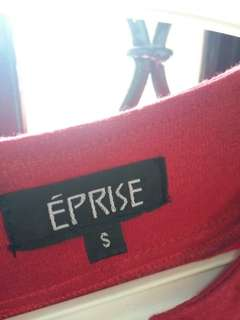 Prel dress Eprise size s fit to m