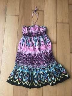 Paper Scissors Summer Dress