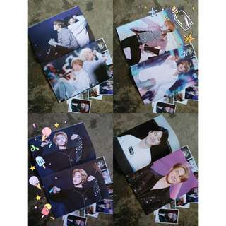 BTS FANSITE EXHIBITION GOODS 'SERAPHIC' BY ILIKEIT_JM