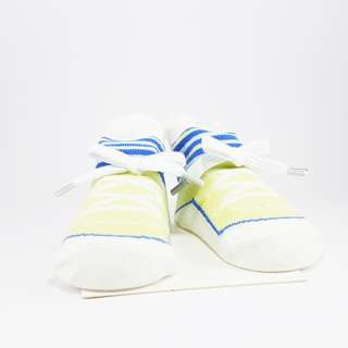 Carter's Baby Booties- Lime