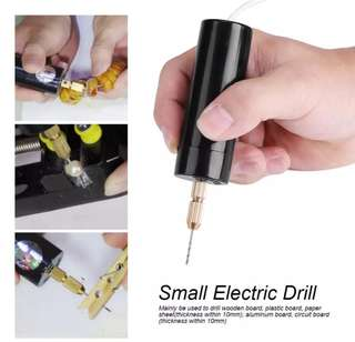 Portable Mini Small Electric Drills Handheld