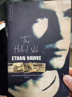 The Hottest State by Ethan Hawke
