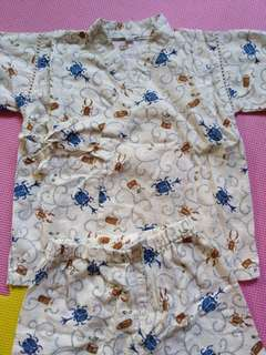 Terno for toddler
