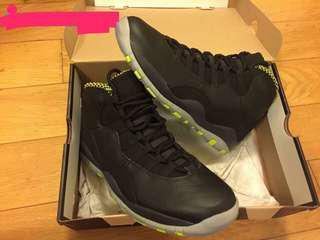 Air Jordan 10 Nike US10.5 NEW with box
