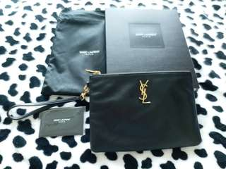 YSL Clutch Bag-Authentic