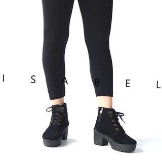 ISABEL ANKLE BOOTS