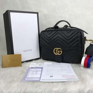 Gucci Marmont Matelasse available again