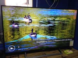 """Sony 4K 55"""" LED Smart TV (Brand New) 3 Year Warranty FIX PRICE"""