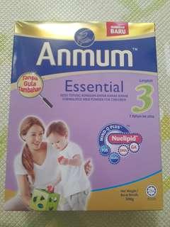 Anmum formula milk
