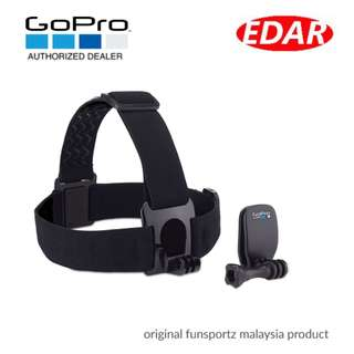 GOPRO HEAD STRAP + QUICK CLIP ««ORIGINAL & OFFICIAL FUNSPORTZ»»