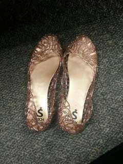 Women shoes (jelly shoes)