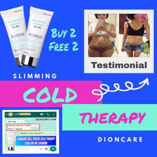 Cold version Slimming Cream