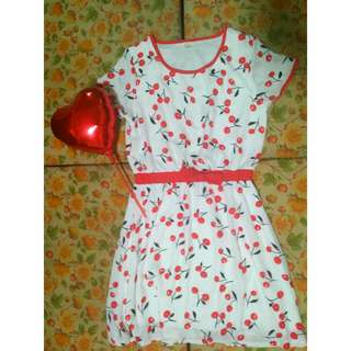 Cherry dress for sale
