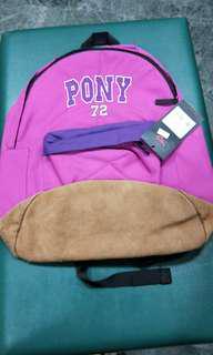 🚚 Pony  後背包