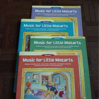 Little Mozarts - Discovery Book
