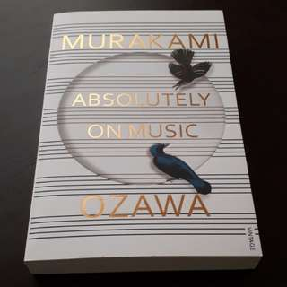 Absolutely On Music; Murakami