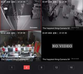 無死角WiFi,CCTV 網絡電腦系統安裝,維護及顧問