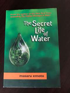 Masaru Emoto - The Secret Life of Water