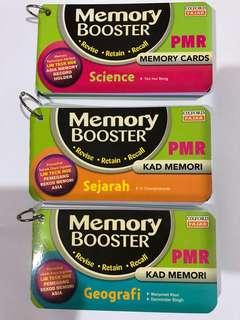 Pmr memory booster