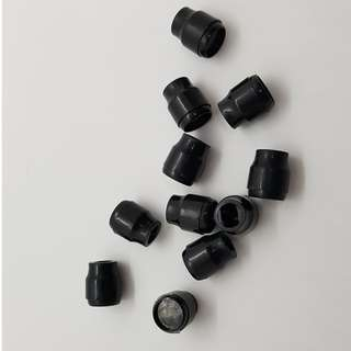 Black Vintage Style Switch Knobs for Telecaster
