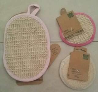 The Bath shop body wash pad (3 pcs)