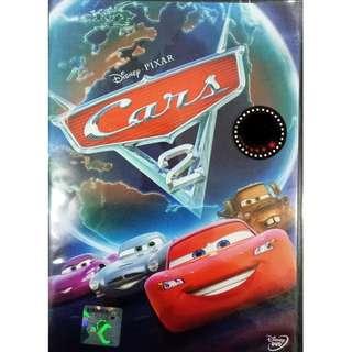 Disney Pixar Cars Anime DVD