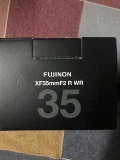 FOR SALE: FUJINON XF35mmF2