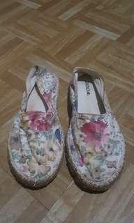 Preloved Espadrille Shoes