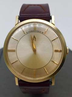 Longines vintage 10K Gold watch