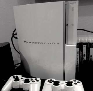 PS3 spoilt unit