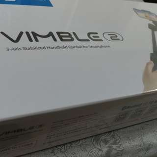 Feiyu tech vimble2 spg 飛宇 三軸手持穩定器 stabilized gimbal gopro hero5 hero6