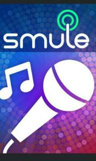 #Promo Smule Activation (1year)