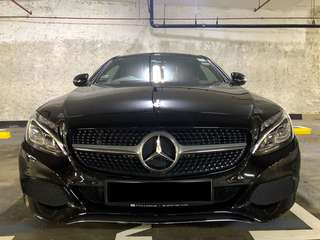 MERCEDES BENZ C200 COUPE (R17 LED)