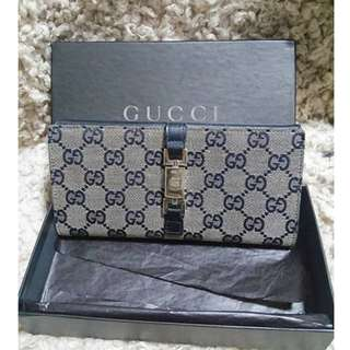 gucci long wallet 長銀包