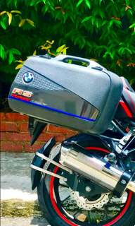 Hepco Becker 40L side panniers