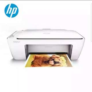 HP Colour Printer+原裝墨水