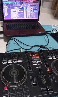 Denon MC4000 / DJ Controller / CDJ / Denon DJ Pioneer