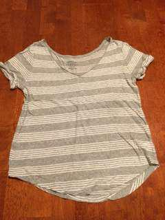 AEROPOSTALE Seriously Soft Striped Perfect Tee
