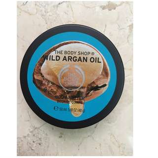 The Body Shop Wild Argan Oil Body Butter 50 ml