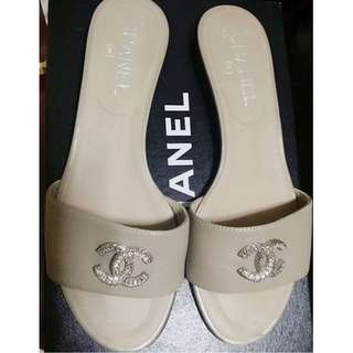 Chanel sandals 涼鞋
