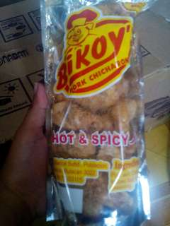 Original Bikoy's Hot & Spicy Chicharon